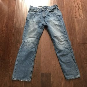Men's Gap Relaxed Fit 1969 Jeans. 32 x 34